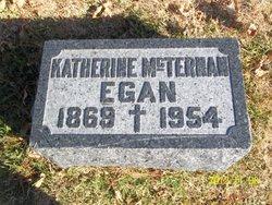 Katherine <I>McTernan</I> Egan