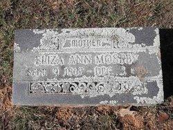 Eliza Ann Moseby