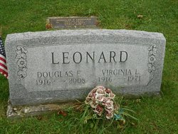Pvt Douglas F. Leonard
