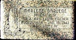 Marlene Darlene Fischer