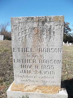 Ethel Robson