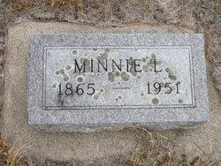 Minnie L. <I>Lowell</I> McCartney