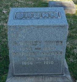 George Wesley Brown