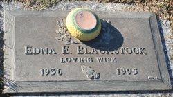 Edna E <I>Nelson</I> Blackstock