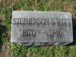 Stephenson S. Witt