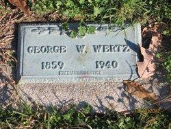 George W Wertz