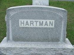 Frances Susan <I>Foust</I> Hartman