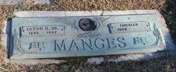 Clyde H Manges, Sr
