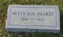 Betty Sue Hearst