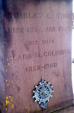Clara M <I>Colburn</I> King