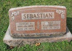 Charles F Sebastian