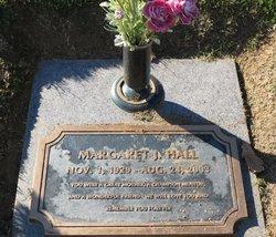 Margaret J. Hall