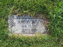 Dorothy Bailey