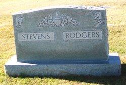 Marye <I>Rodgers</I> Stevens