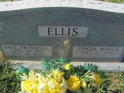 Paul Trammell Ellis