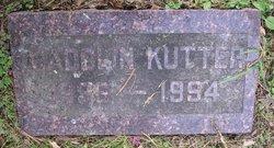 Madolin <I>Hanson</I> Kutter