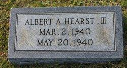 Albert A. Hearst, III