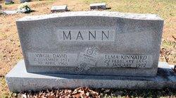 Elma <I>Kinnaird</I> Mann
