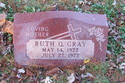 Ruth Q Gray
