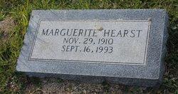 Marguerite Hearst