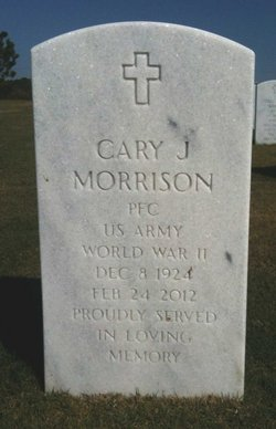 Cary Jefferson Morrison