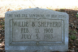 Willie B. Shepherd