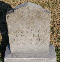 Oliver P Johnson
