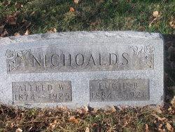 Rev Alfred William Nichoalds