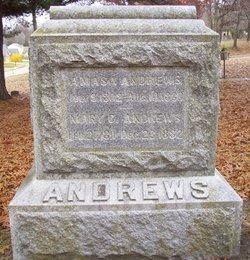 Mary C <I>Comstock</I> Andrews