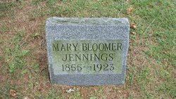 Mary Jane <I>Bloomer</I> Jennings