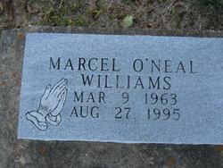 Marcel <I>O'Neal</I> Williams