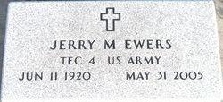 Jerry M. Ewers