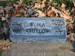 W Ira Whitlow