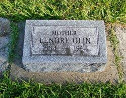 Lenore <I>Morris</I> Olin