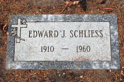 Edward J Schliess