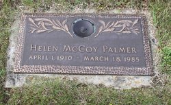 Helen <I>McCoy</I> Palmer