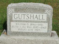 Ruth A. <I>Wilt</I> Gutshall