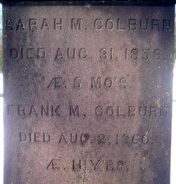 Sarah M Colburn