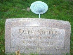 "Charles Ralph ""Ralph"" Stickle"