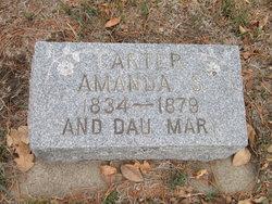 Amanda Selina Carter