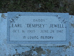 "Earl ""Dempsey"" Jewell"
