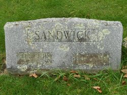 Eunice May <I>Hall</I> Sandwick