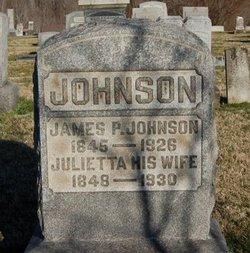 Julietta <I>Moore</I> Johnson