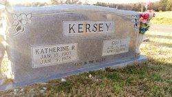 Katherine R. <I>Lockman</I> Kersey