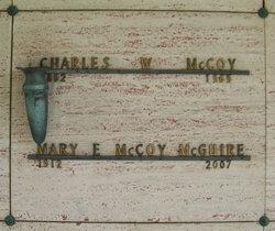 Mary E McGuire
