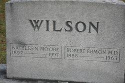 Dr Robert Ermon Wilson