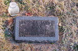 Sandra Jayne Cox