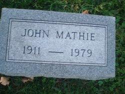 John Mathie