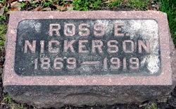 Ross E. Nickerson