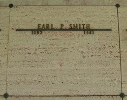 Earl P Smith